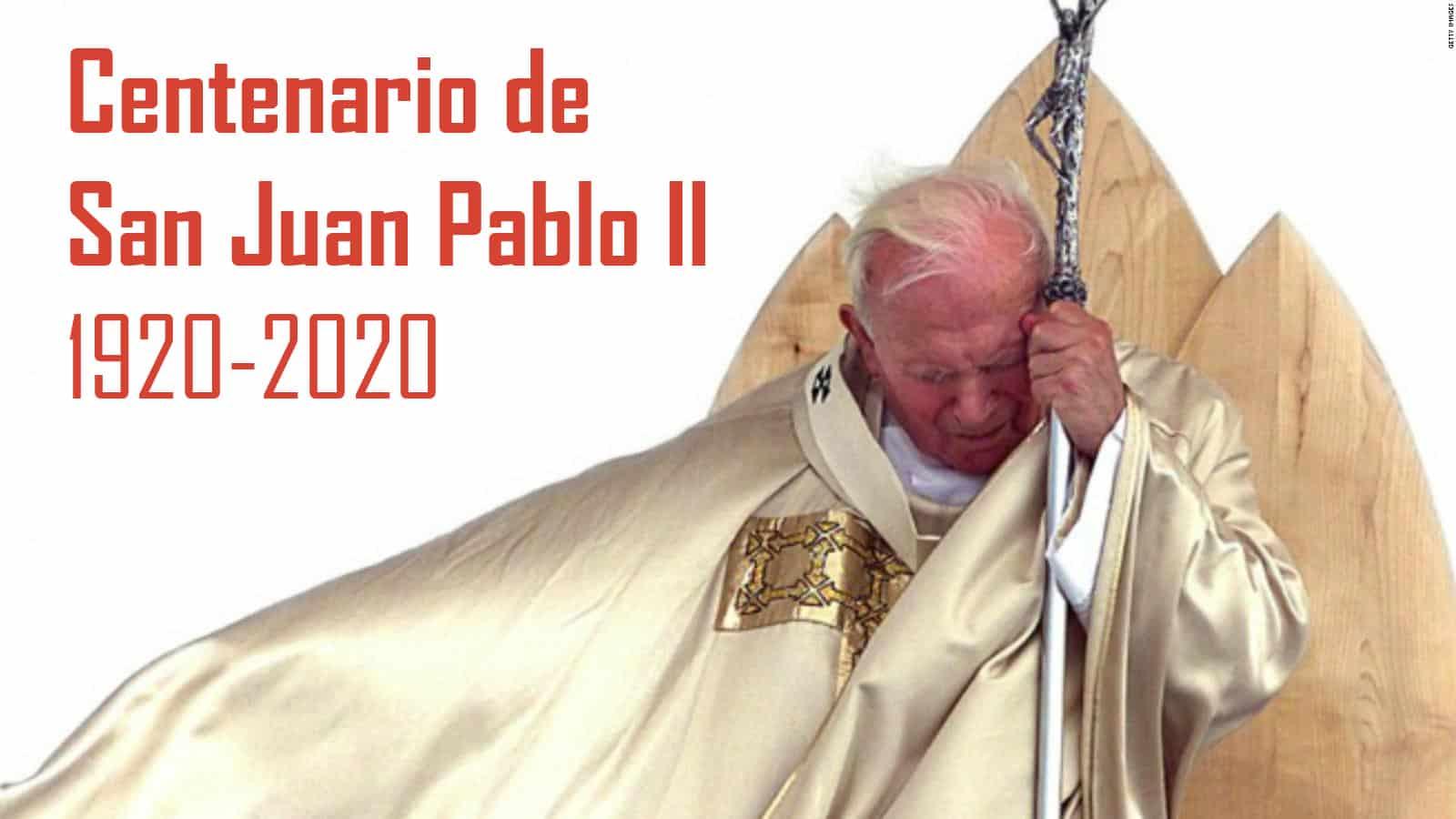 San Juan Pablo II - ¿Cómo se forjó una personalidad tan extraordinaria? 1