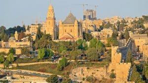 El Monte Sion - Jerusalén 2
