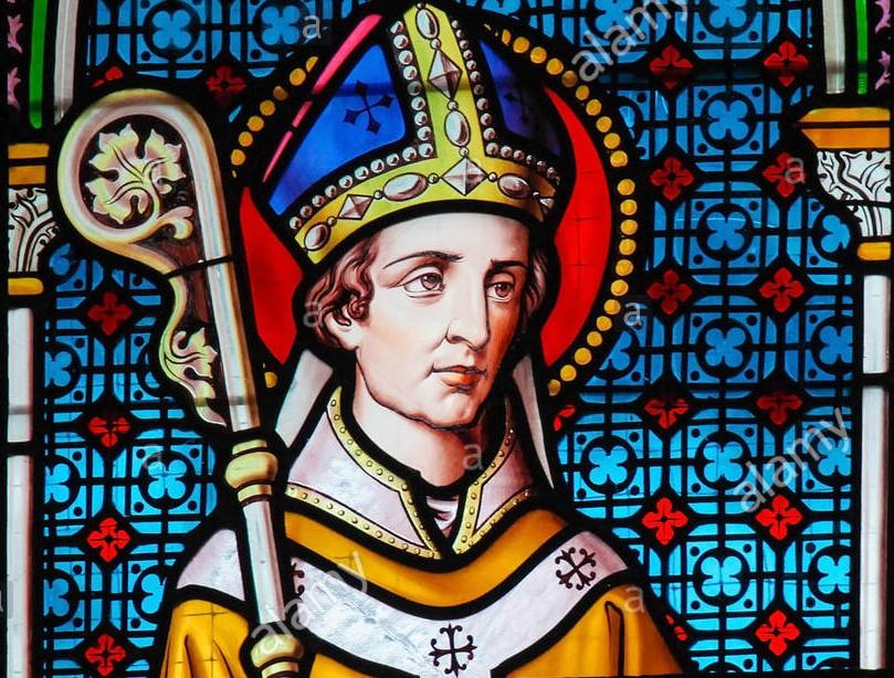San Maximino, Obispo de Tréveris - 29 de Mayo 1