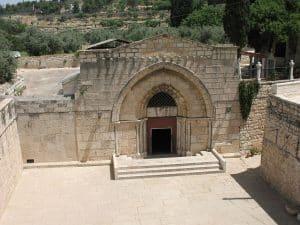 La gruta del Prendimiento - Jerusalén, monte de los Olivos 2