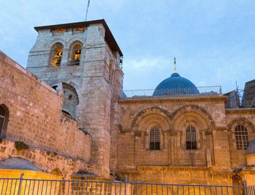 Reabre el Santo Sepulcro de Jerusalén