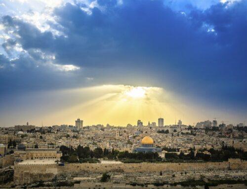 Pentecostés – El Espíritu Santo y Jerusalén