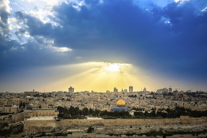 Pentecostés - El Espíritu Santo y Jerusalén 1