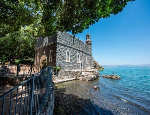 Mar de Galilea – El lago de Jesús