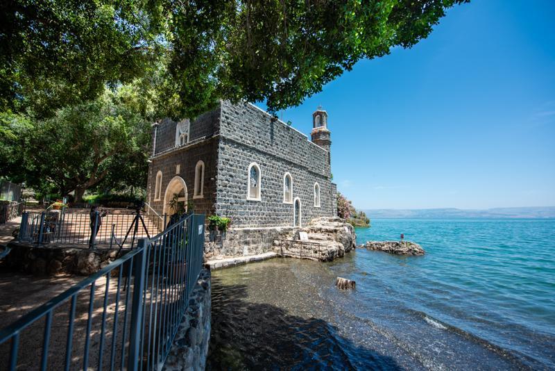Mar de Galilea - El lago de Jesús 1