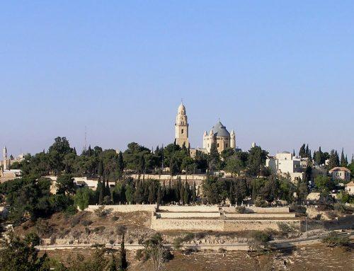 El Monte Sion – Jerusalén