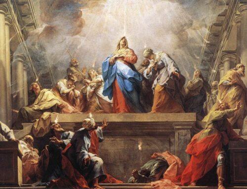 El Espíritu Santo y Jerusalén, ciudad de las lenguas