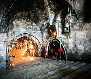 La Tumba de María en Getsemaní  -  Jerusalén 2