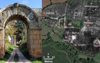 Descubren una ciudad antigua al norte de Roma utilizando el georadar 2