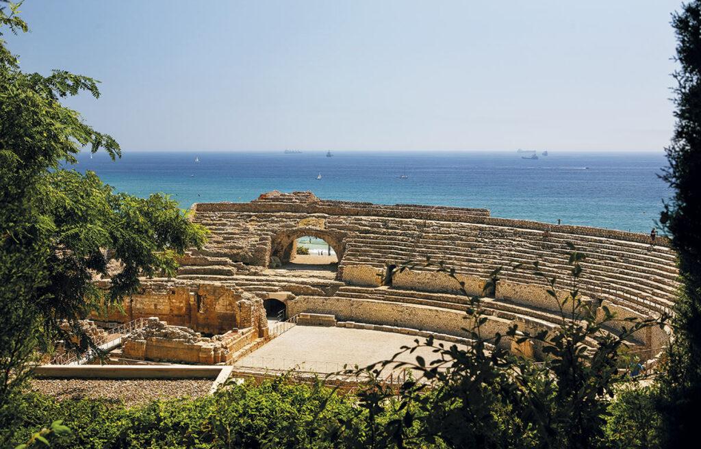 Ruta de los Primeros Cristianos en Tarragona - La Tarraco romana 1