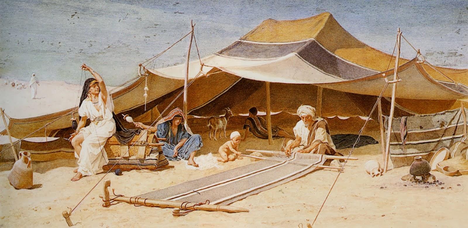 """El sentido cristiano del """"Sukkot"""" – La fiesta judía de las tiendas –  Primeros Cristianos"""