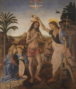 Galería de los Uffizi inaugura exposición virtual sobre San Juan Bautista 2