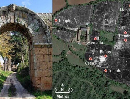 Descubren una ciudad antigua al norte de Roma utilizando el georadar