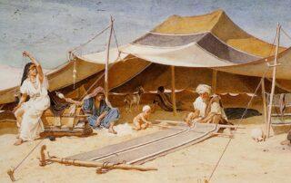 """El sentido cristiano del """"Sukkot""""  - La fiesta judía de las tiendas 4"""