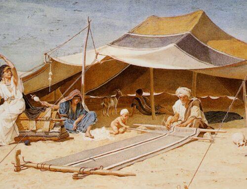 """El sentido cristiano del """"Sukkot""""  – La fiesta judía de las tiendas"""