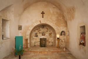 "Santuario de ""San Juan en el desierto"" - Ain Karim 4"