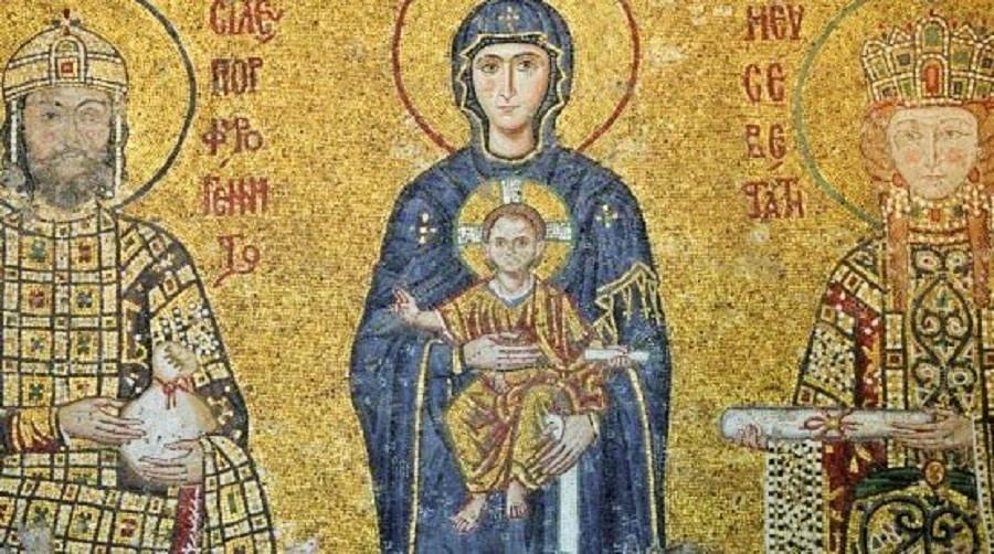 ¿Qué será de los mosaicos de Santa Sofía? 1