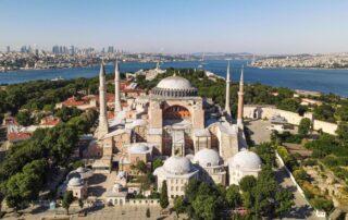 Turquía. Santa Sofía se convierte en una mezquita 1