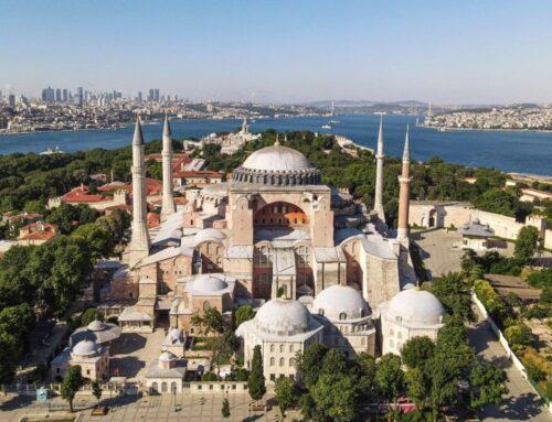 Turquía. Santa Sofía se convierte en una mezquita