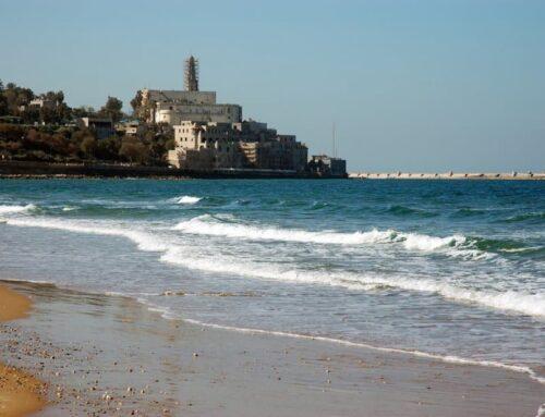 Jaffa, Tierra Santa – Uno de los puertos más antiguos del mundo