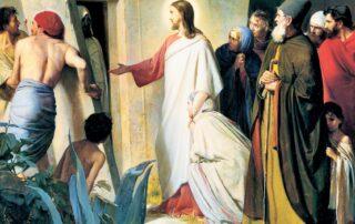 SAN LÁZARO, el amigo de Jesús - 29 de julio 5