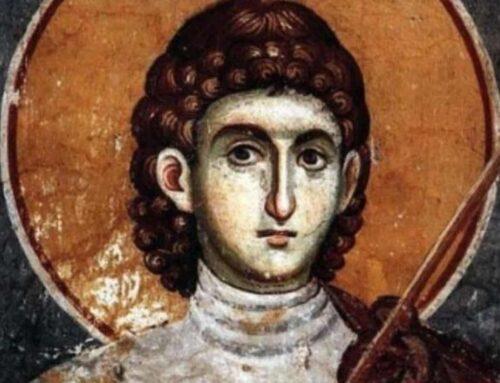 San Procopio, mártir († 303)  – 8 de julio