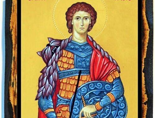 San Fabio, soldado mártir  – 31 de julio