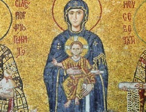 ¿Qué será de los mosaicos de Santa Sofía?