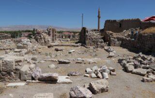 Descubierta una iglesia del siglo IV en la antigua ciudad turca de Tyana 7