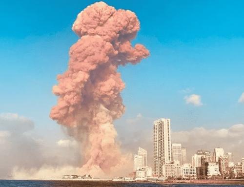 Testimonio de los franciscanos de la Custodia sobre la explosión en Beirut