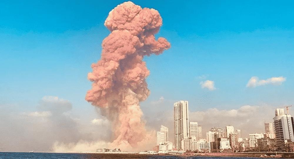 Testimonio de los franciscanos de la Custodia sobre la explosión en Beirut 2