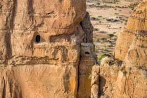 La Iglesia de Abuna Yemata, Etiopía - La más peligrosa del mundo 2