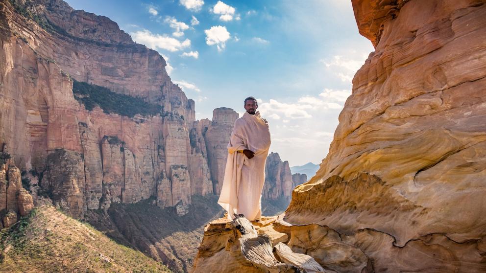 La Iglesia de Abuna Yemata, Etiopía - La más peligrosa del mundo 1