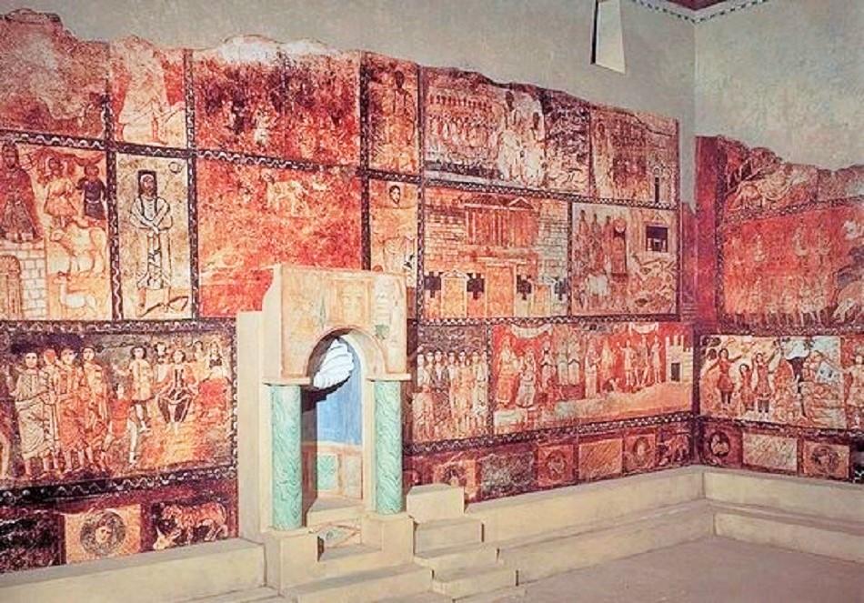 """La iconografía cristiana en las antiguas """"iglesias domésticas"""" - siglos I al IV 1"""