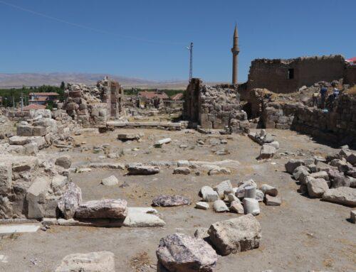 Descubierta una iglesia del siglo IV en la antigua ciudad turca de Tyana