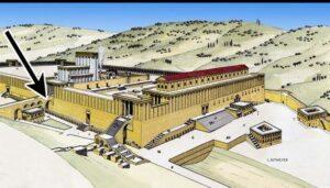 Templo de Jerusalén - Arqueólogos israelíes descubren cuándo se construyó el Arco de Wilson 2