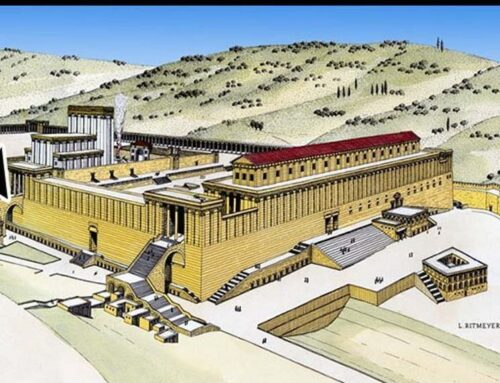 Orígenes del Cristianismo – Arqueólogos israelíes descubren cuando se construyó el Arco de Wilson en Jerusalem