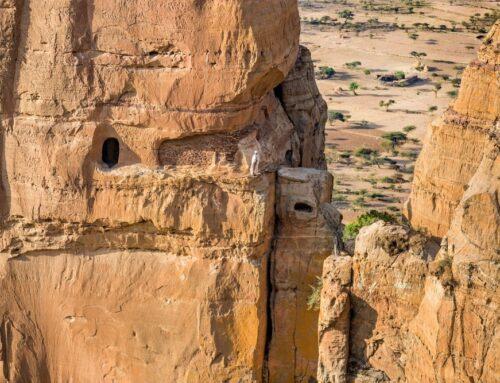 La Iglesia de Abuna Yemeta, la iglesia más peligrosa