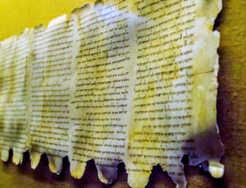 Un nuevo rumbo en las investigaciones de los pergaminos del Mar Muerto