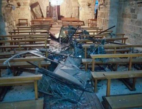 El testimonio de los frailes de la Custodia sobre las explosiones de Beirut