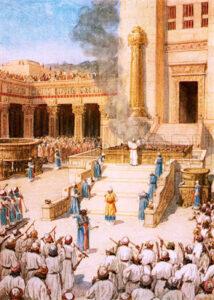 El culto judío en el Templo y la adoración en el cristianismo primitivo 2