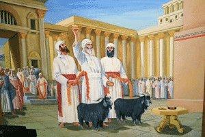 El culto judío en el Templo y la adoración en el cristianismo primitivo 3