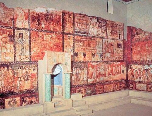 """La iconografía cristiana en las antiguas """"iglesias domésticas"""" – siglos I al IV"""