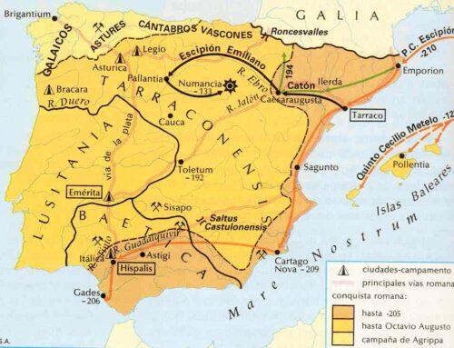 Los comienzos de la evangelización en la Península ibérica – Hispania siglos I, II y III
