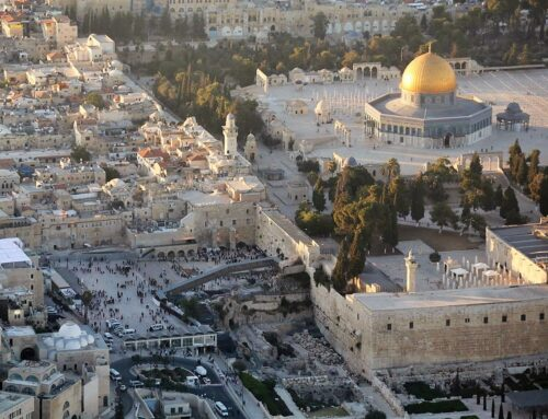 Templo de Jerusalén  – Arqueólogos israelíes descubren cuándo se construyó el Arco de Wilson