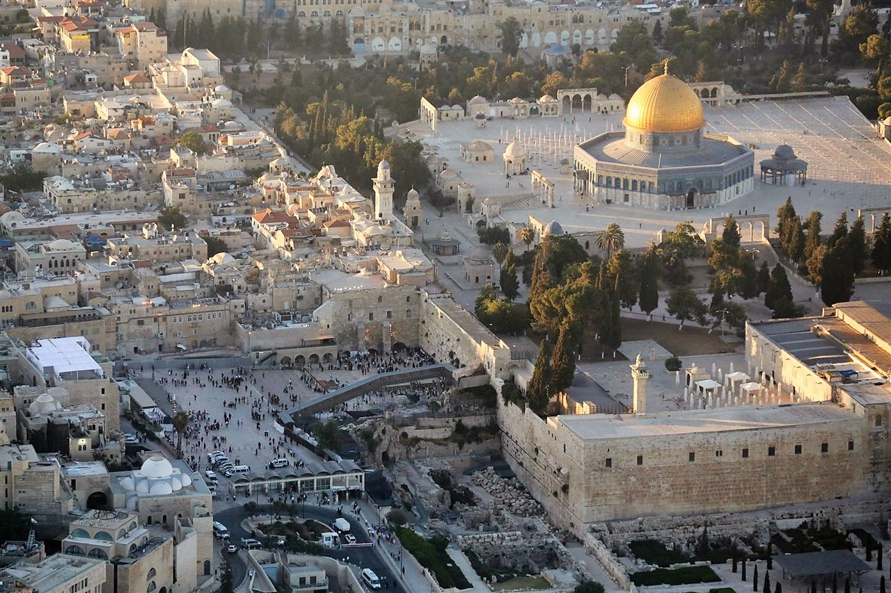 Templo de Jerusalén - Arqueólogos israelíes descubren cuándo se construyó el Arco de Wilson 1