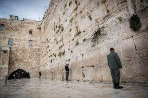 Templo de Jerusalén - Arqueólogos israelíes descubren cuándo se construyó el Arco de Wilson 3