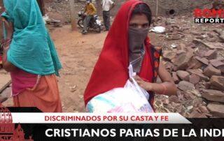 Cristianos parias de la India - Discriminados por su casta, ahora también por su fe 9