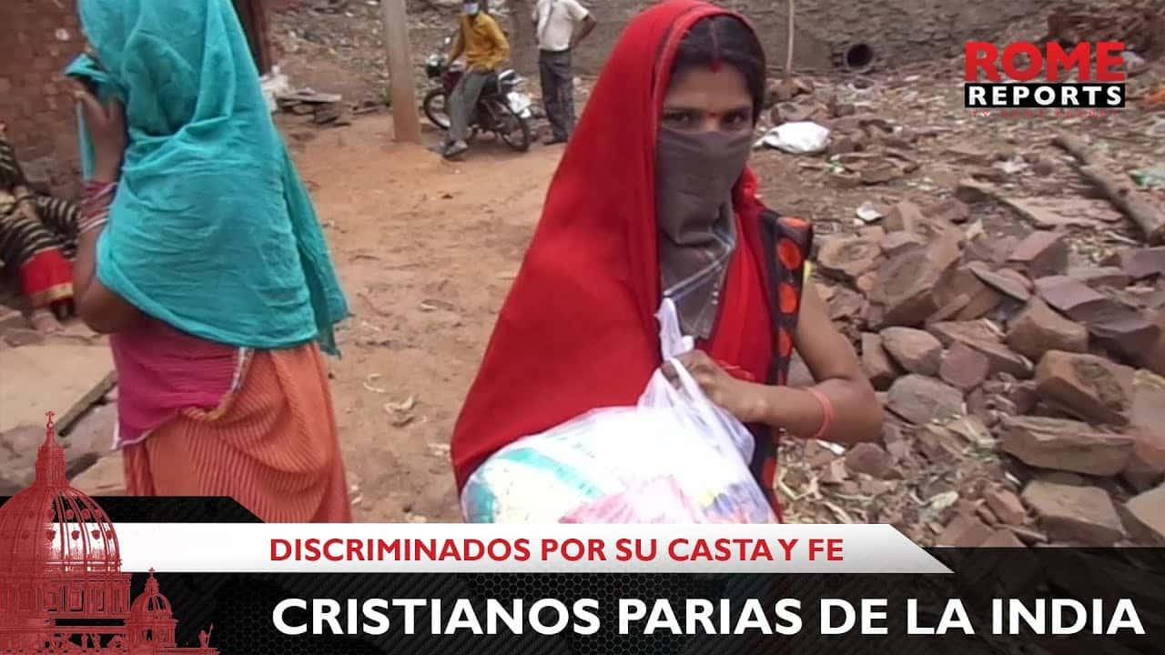Cristianos parias de la India - Discriminados por su casta, ahora también por su fe 1