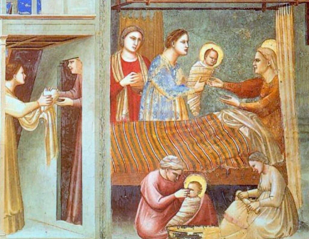 La natividad de la Virgen María según san Máximo el Confesor (s.VII) 2